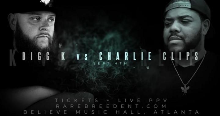 charlie clips vs bigg k